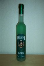 Absinthe Hapsburg (Green Label)