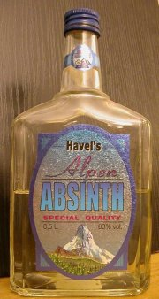 Havel's Alpen Absinth