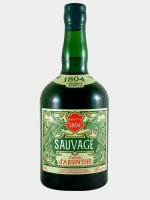Absinthe Sauvage 1804, first batch