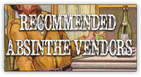 Recommended absinthe vendors
